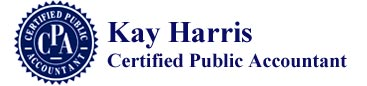 Kay Harris, Certified Public Accountant